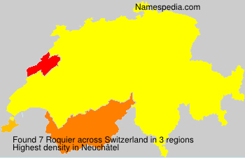 Roquier - Switzerland
