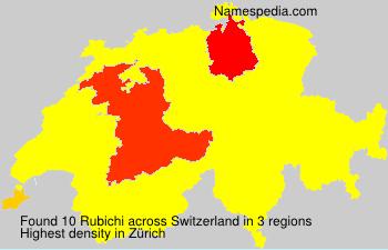 Rubichi - Switzerland