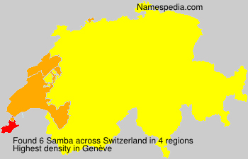 Samba - Switzerland
