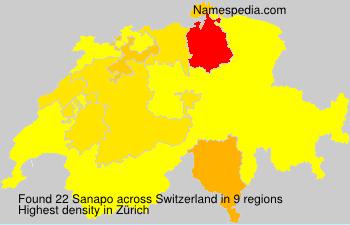Sanapo