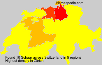 Schaar