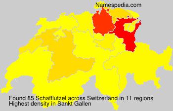 Schafflutzel - Switzerland