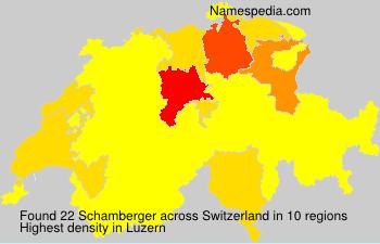 Schamberger