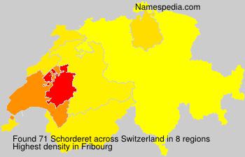 Schorderet - Switzerland