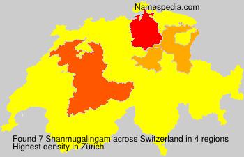 Shanmugalingam - Switzerland