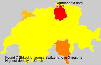 Shkodriqi - Switzerland
