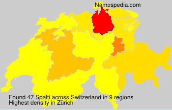 Spalti - Switzerland