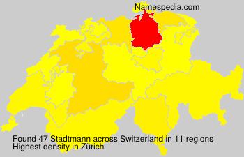 Stadtmann