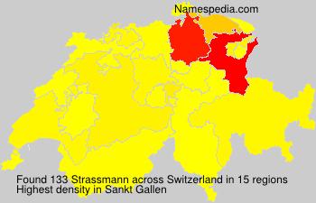 Strassmann - Switzerland