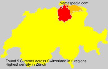 Summer - Switzerland
