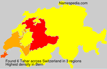 Tahar - Switzerland