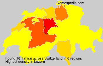 Tahiraj