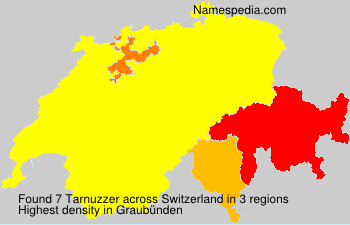 Tarnuzzer - Switzerland