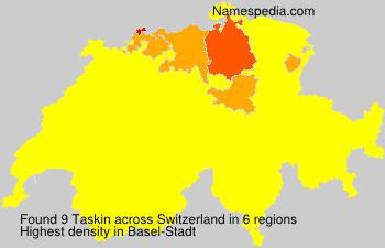 Taskin - Switzerland