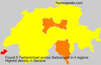 Tesfamichael - Switzerland