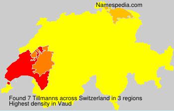 Tillmanns