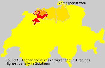 Tscharland - Switzerland