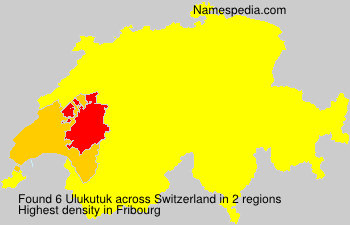 Surname Ulukutuk in Switzerland