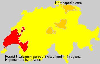 Urbanski - Switzerland