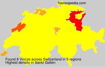 Vincze - Switzerland