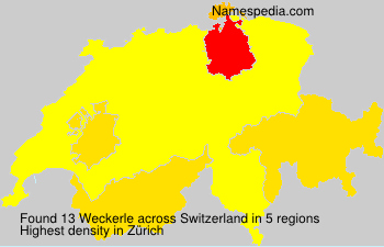 Weckerle