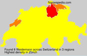 Weidemann - Switzerland