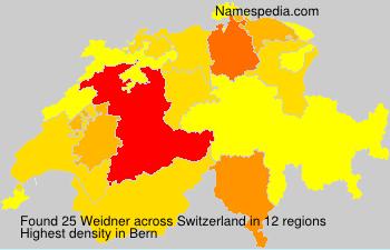 Weidner - Switzerland