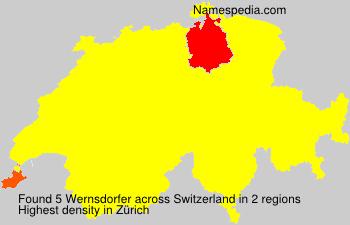 Wernsdorfer
