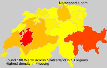 Werro - Switzerland