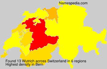 Wutrich