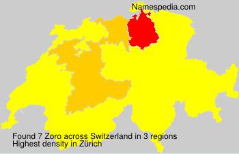 Zoro - Switzerland