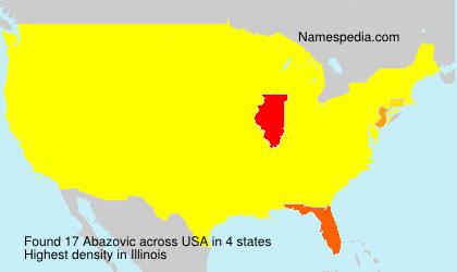 Abazovic