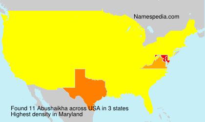 Abushaikha