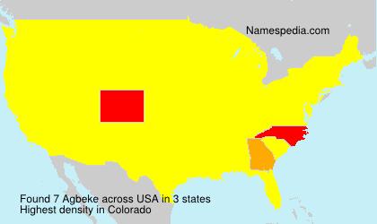 Agbeke - USA
