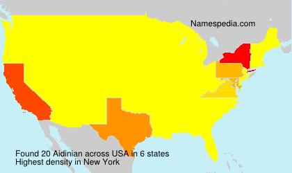Aidinian - USA