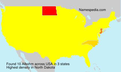 Albohm