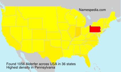 Alderfer