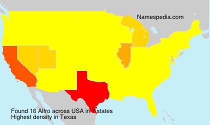 Alfro - USA