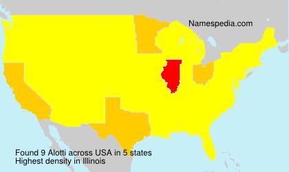 Alotti - USA