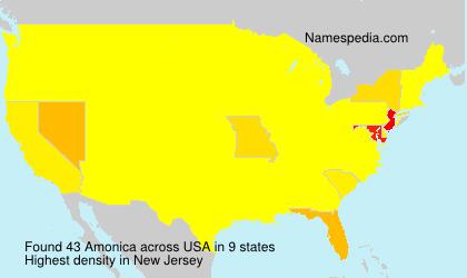 Amonica - USA