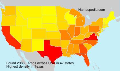 Amos - USA