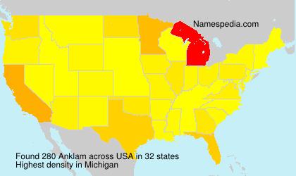 Anklam - USA