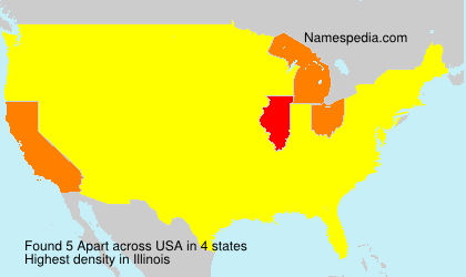 Surname Apart in USA