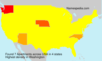 Surname Apartments in USA