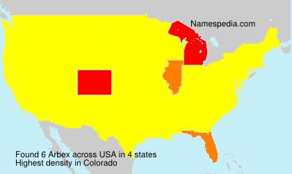 Arbex - USA
