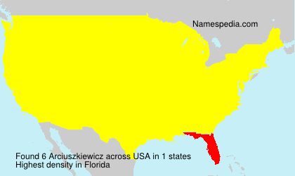 Arciuszkiewicz - USA