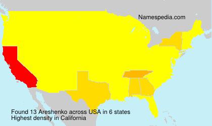 Areshenko - USA