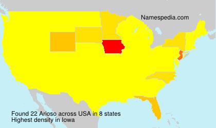 Arioso - USA