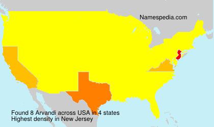 Arvandi - USA