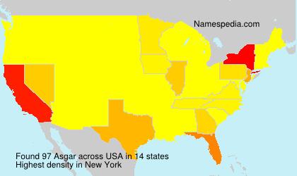 Asgar - USA